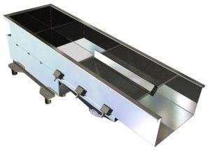 Dozowniki wibracyjne odsiewające - producent INWET