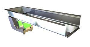 Podajniki wibracyjne dozujące, producent maszyn wibracyjnych INWET