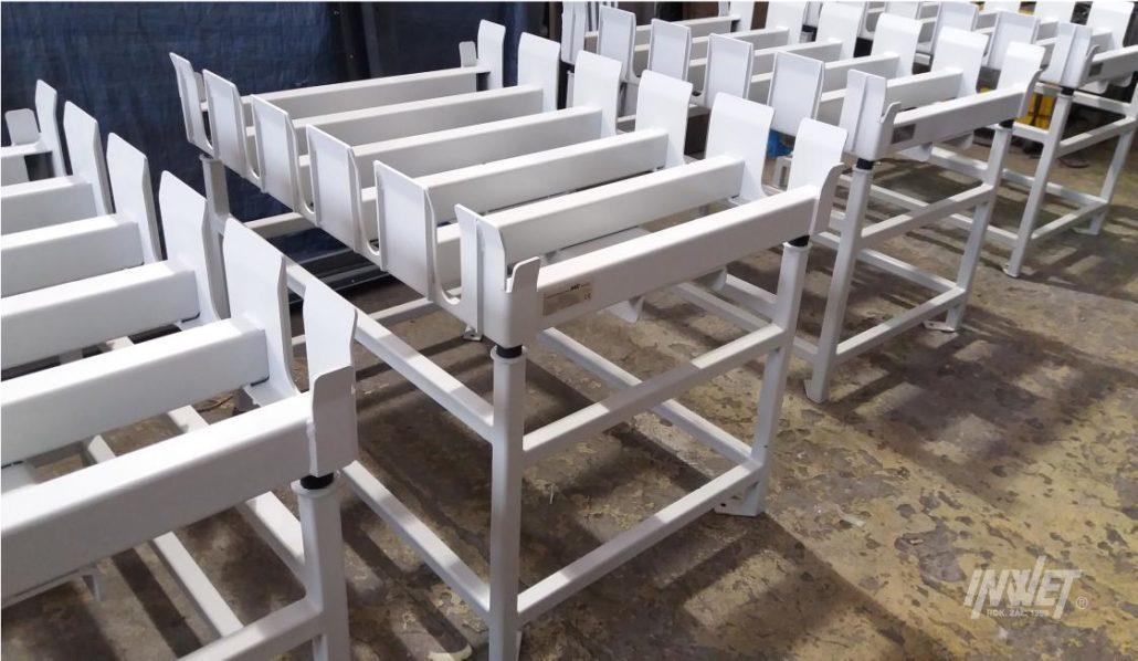 Wystarczy Stoły wibracyjne - INWET producent maszyn wibracyjnych @WD-97