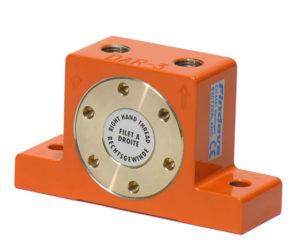 Wibrator pneumatyczny rolkowy typu DAR