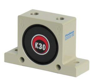 Wibrator pneumatyczny kulkowy typu K