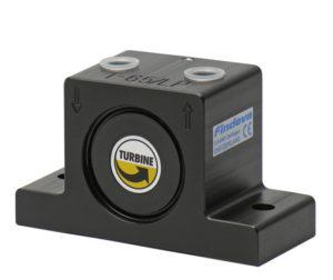 Wibrator pneumatyczny turbinowy typu T