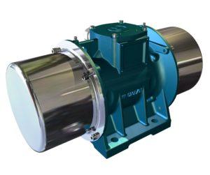 Wibrator elektryczny do zastosowań w przemyśle