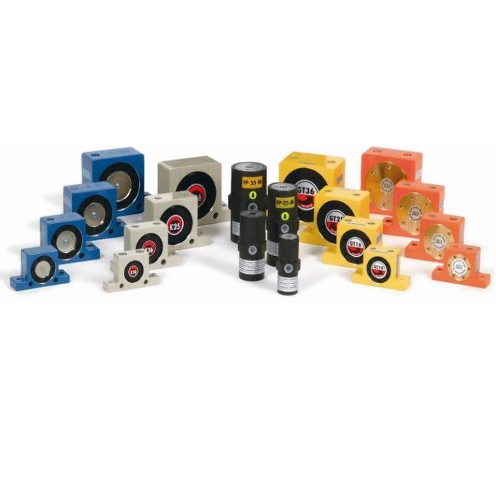 Vibratoarele pneumatice